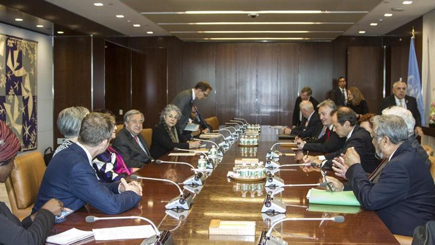 El Club de Madrid ofrece su apoyo a la ONU para mediar y defender los DDHH