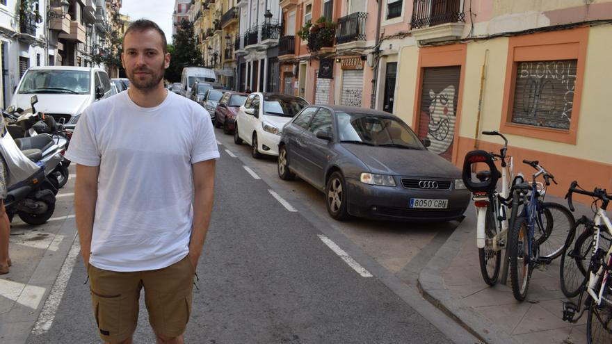 El diseñador valenciano de videojuegos David Fernández Huerta.