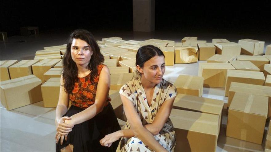 Marina Mascarell y Yamila Ríos conquistan Taiwán con su espectáculo