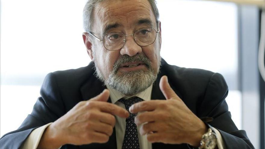 José Vicente González, presidente de Cierval.