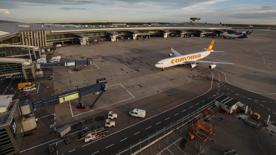 Rusia reanuda los vuelos con otros nueve países desde el 9 de noviembre
