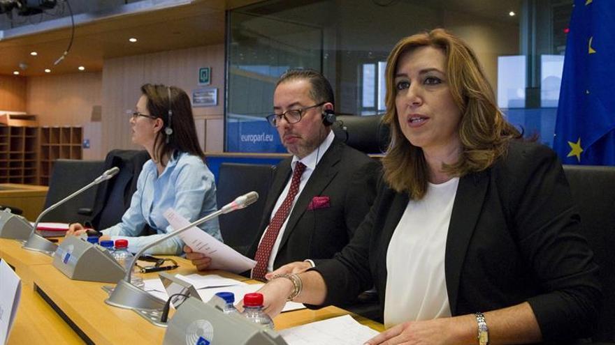 El socialista italiano Pittella se postula para sustituir a Schulz en el PE