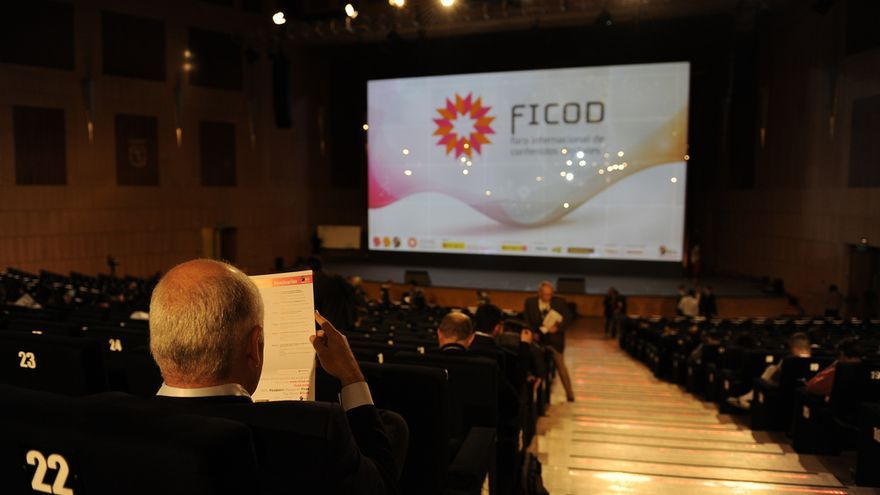 La feria de contenidos FICOD, sin duda la faceta más 'cool' de la entidad (Foto: Red.es)