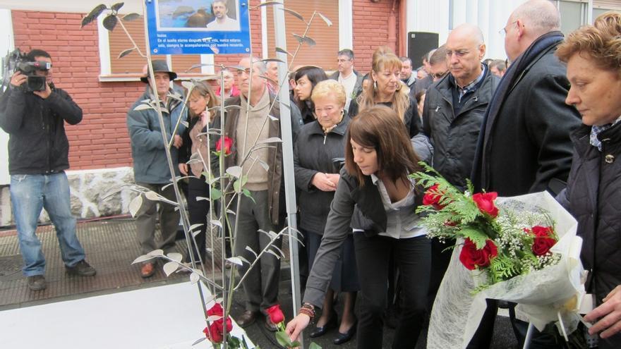 PSE homenajea el sábado en Arrasate al exedil y militante socialista Isaías Carrasco, asesinado por ETA hace 10 años