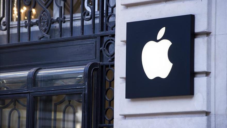El beneficio neto de Apple sube un 0,1 por ciento entre octubre y diciembre