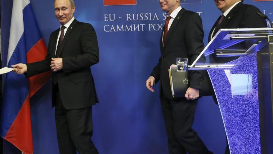 La UE y Rusia trabajarán para superar sus diferencias sobre los países exsoviéticos