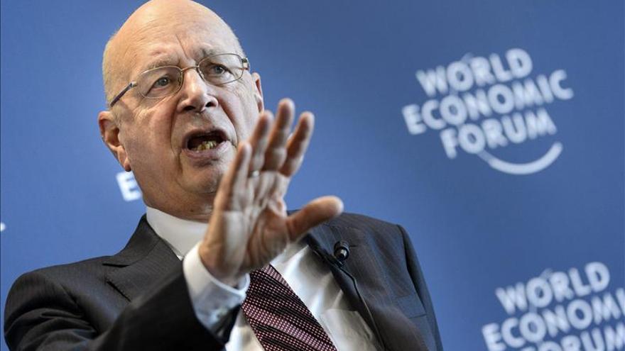 """La reunión en Davos se centrará en """"superar el espíritu de crisis"""""""