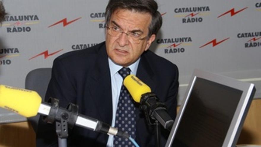 El Director De Cáritas De Barcelona, Jordi Roglà