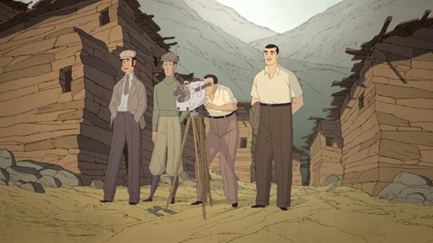 Buñuel y el cine brasileño se abren hueco en el festival Animation is Film