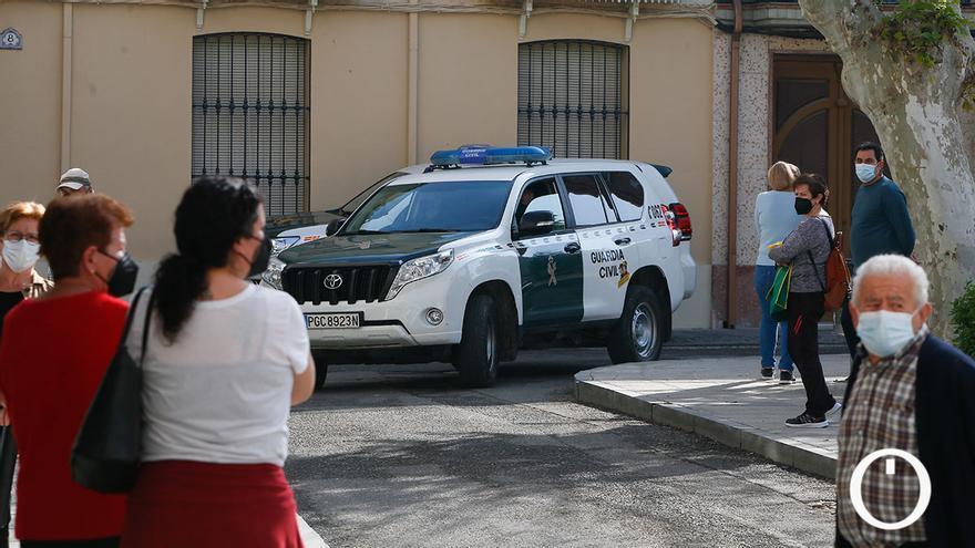 Vuelven a las clases presenciales los escolares de Doña Mencía tras una semana de cierre