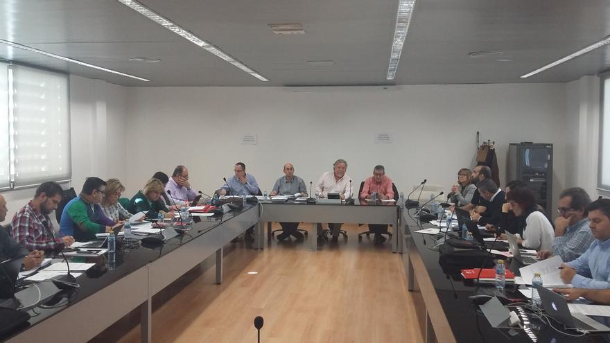 Mesa de la Función Pública de Castilla-La Mancha / JCCM