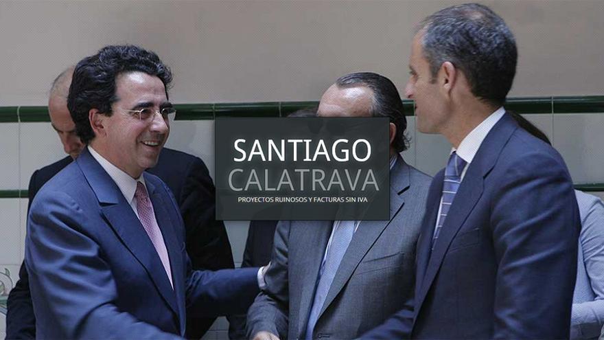La imagen de portada de la web de Esquerra Unidad calatravatelaclava.com