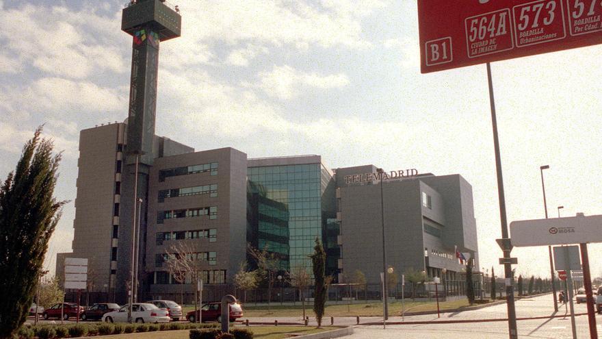 Los trabajadores de Telemadrid inician otra huelga de tres días