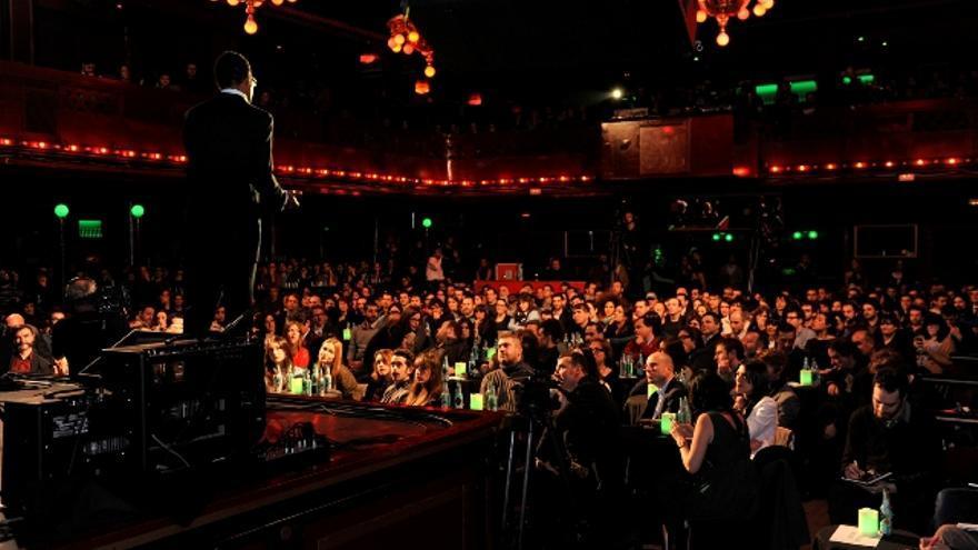 La sala Apolo se llenó en la original presentación del Primavera Sound 2013.