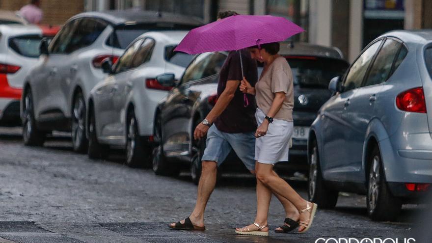 La lluvia y las tormentas vuelven | ÁLEX GALLEGOS
