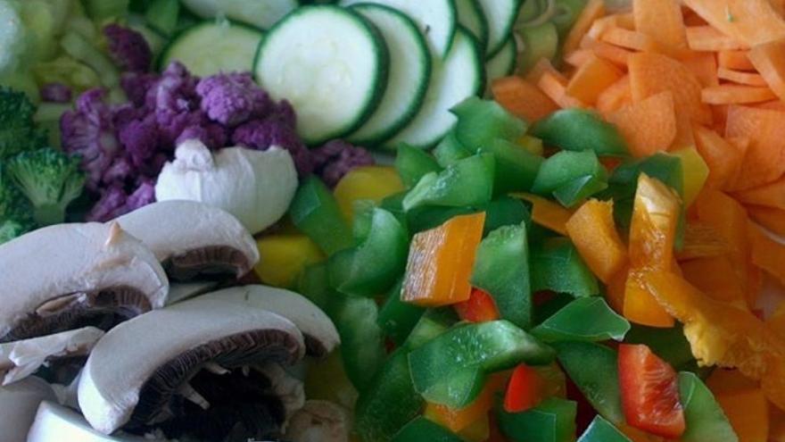 Los Diez Tipos Más Frecuentes De Cortes Para Verduras Frutas Y