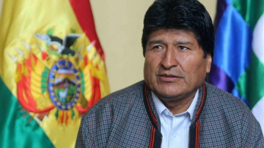"""Evo Morales dice que es el """"mejor momento"""" para defender la paz en Venezuela"""