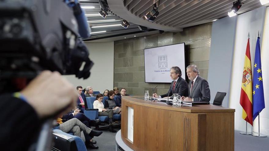 """Gobierno: las responsabilidades políticas del PP por el caso Bárcenas """"ya han pasado"""""""