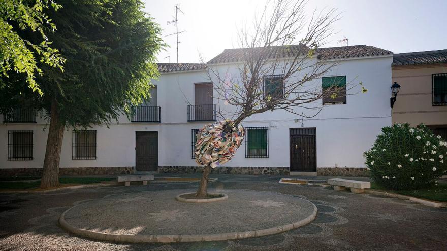 Obra: Solo vine al jardín de Alicia Martín. FOTO: Comunicación ACE