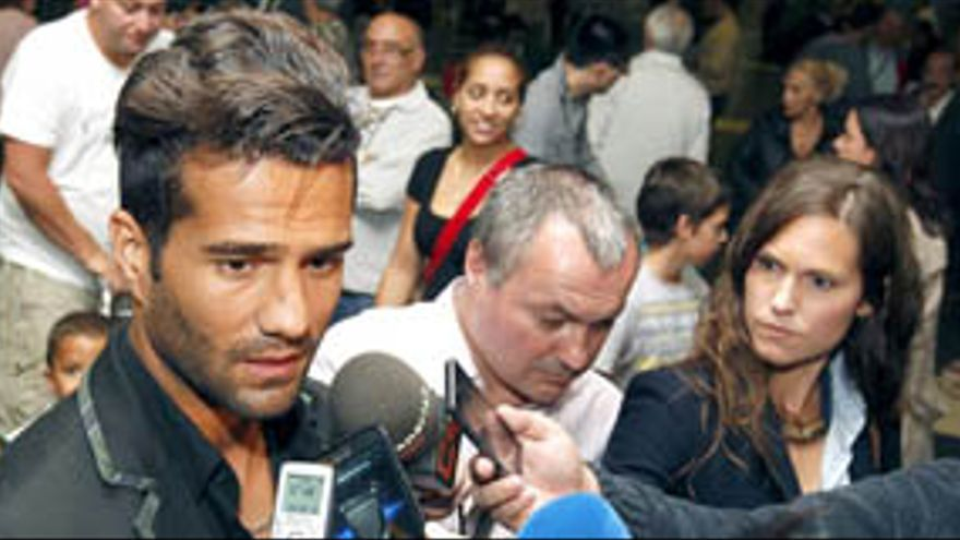 """Masoud regresa """"asustado"""" del atentado en Beirut"""
