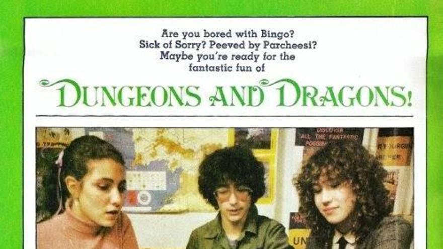 Dragones y Mazmorras: ¡con chicas!