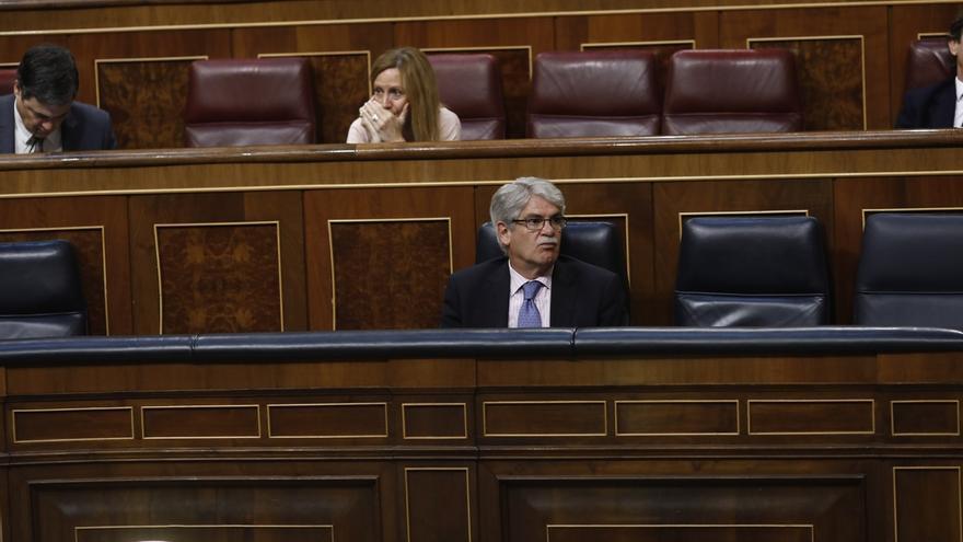 """Dastis dice que el galeón San José es una """"nave de Estado con inmunidad soberana"""" y forma parte del patrimonio español"""