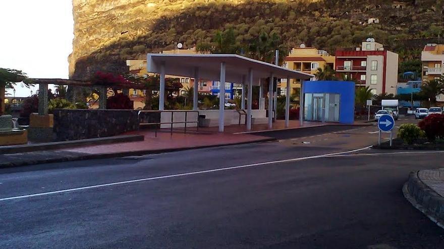 En la imagen, barrio de El Puerto de Tazacote.