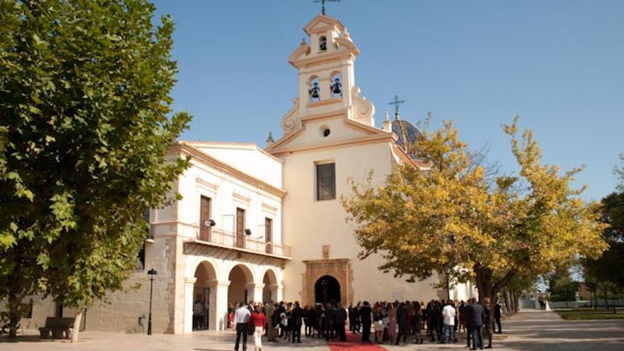 La Basílica del Lledó, en Castellón