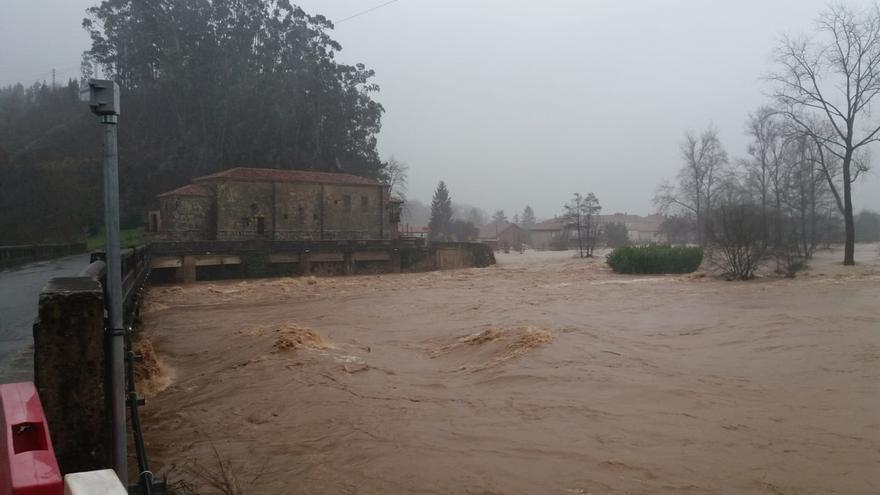 Peticiones de indemnización de instituciones y particulares por las inundaciones en Cantabria superan los 25 millones