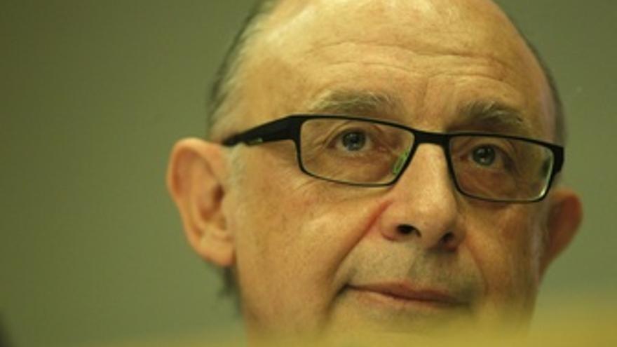 Montoro Presenta Un Informe Sobre El Ajuste Fiscal De Las CC.AA.