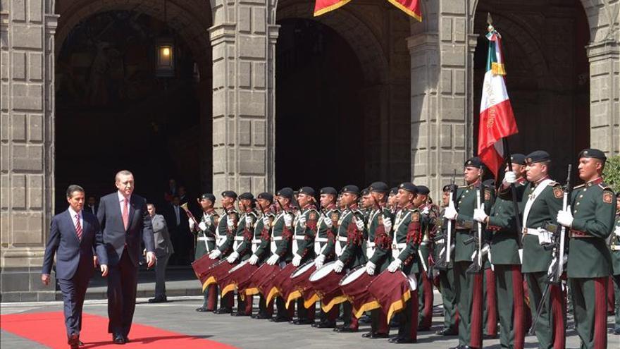 Los Gobiernos de México y Turquía confían en cerrar TLC este año