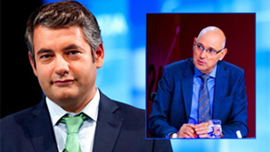 Primera decisión del nuevo presidente de RTVE: cesa al director de Informativos, Julio Somoano