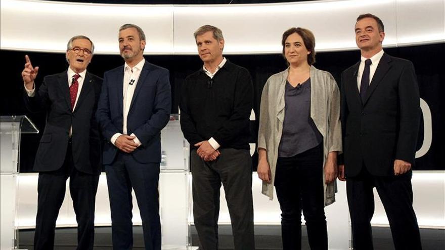 """Trias acusa Colau de """"falsedad"""" por decir da pensiones a agentes condenados"""