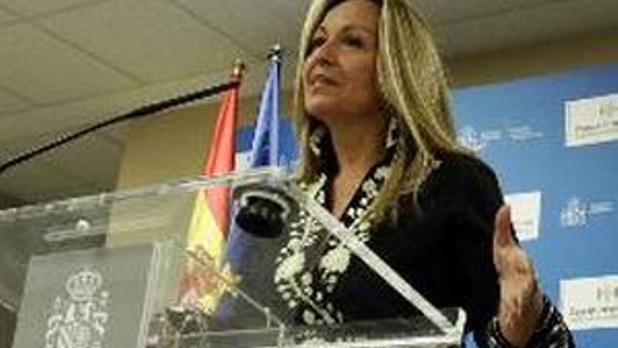 Trinidad Jiménez, ministra de Sanidad. (EP)