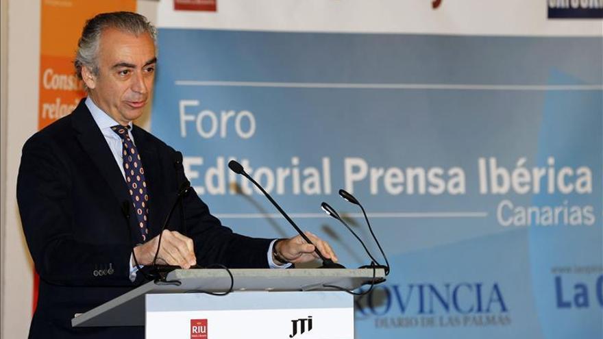 """Ferre califica a Montoro como un ministro """"fundamental"""" para la recuperación"""