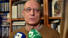 Ángel Hernández: No tengo miedo, estoy tranquilo, mi mujer dejó de sufrir