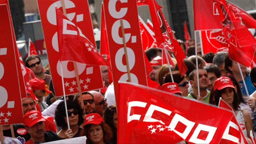Resultado de imagen de UGT y CCOO se movilizarán ante las patronales canarias para pedir mejoras salariales