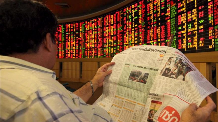 Inicio con pérdidas en las bolsas del Sudeste Asiático