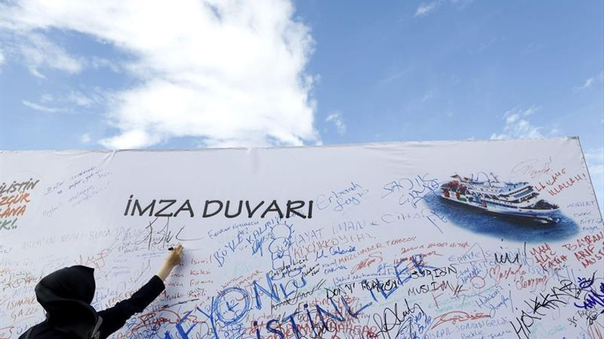 Turquía no retomará relaciones con Israel mientras siga el bloqueo a Gaza