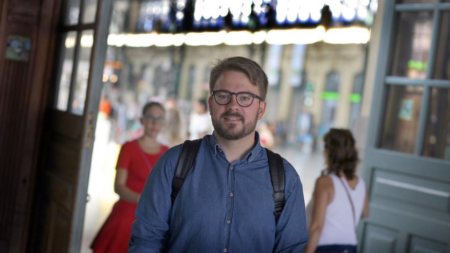 Alberto Ibáñez, secretario autonómico de Igualdad e Inclusión Social de la Generalitat Valenciana.