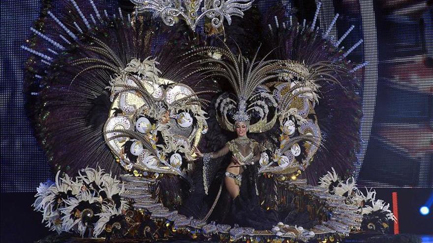 Adtemexi Cruz Hernández reinará en el carnaval del futuro de Santa Cruz
