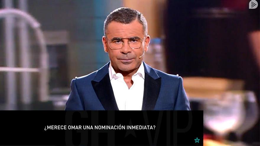 GH VIP despacha la polémica de Omar por incitar a aprovecharse de Miriam con una encuesta sobre su nominación