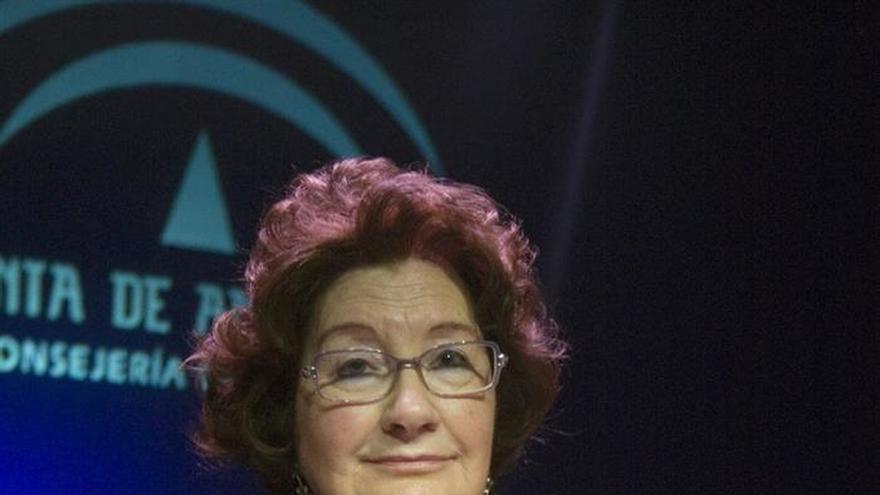 La historiadora Antonina Rodrigo será homenajeada en el aniversario de Lorca