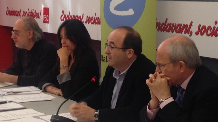 José Montilla sustituye a Miquel Iceta al frente de la fundación Rafael Campalans