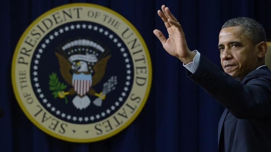 """Obama afirma que """"ha llegado el momento de tomar medidas contra la violencia con las armas"""""""