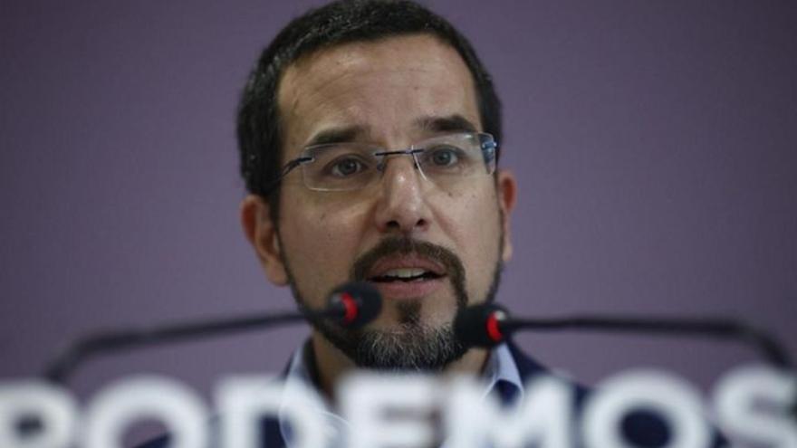 Pascual no asistirá al acto en Santiponce (Sevilla) y reaparecerá este jueves tras su cese en una entrevista en CSTV