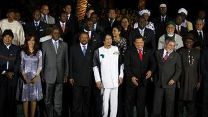 II Cumbre América del Sur-Africa (ASA)