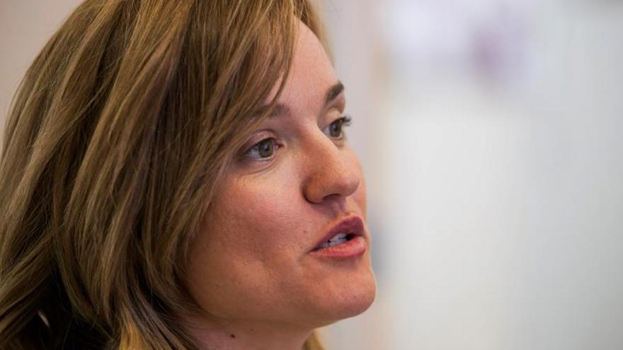 Pilar Alegría será la nueva delegada del Gobierno en Aragón