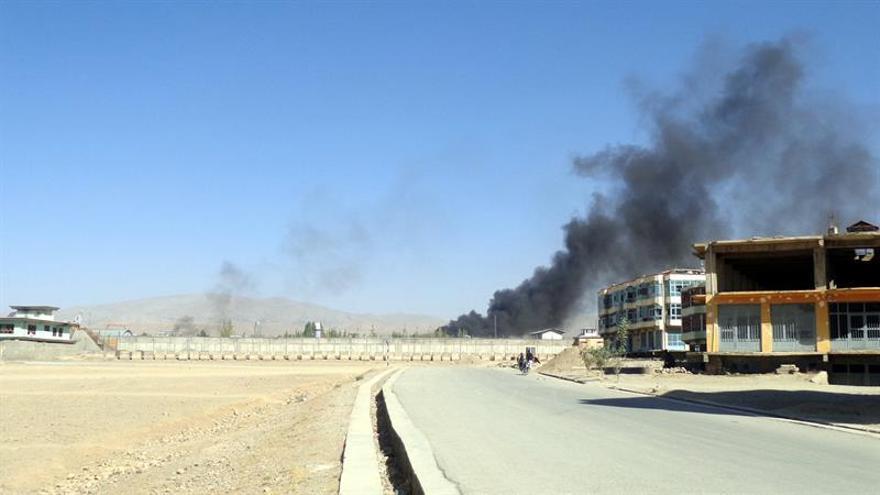 Al menos diez muertos en un ataque contra una mezquita chií en Kabul