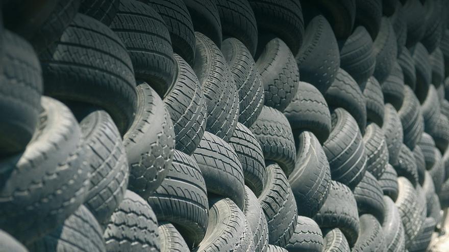 SIGNUS recogió en Navarra un total de 3.595 toneladas de neumáticos en 2014